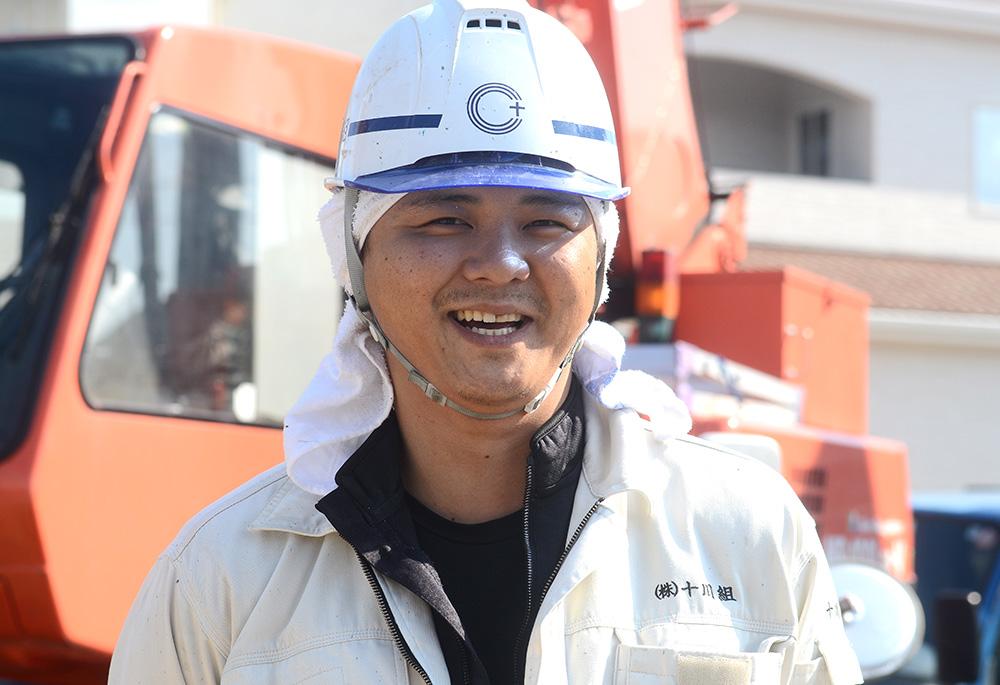 十川組で働くことの魅力